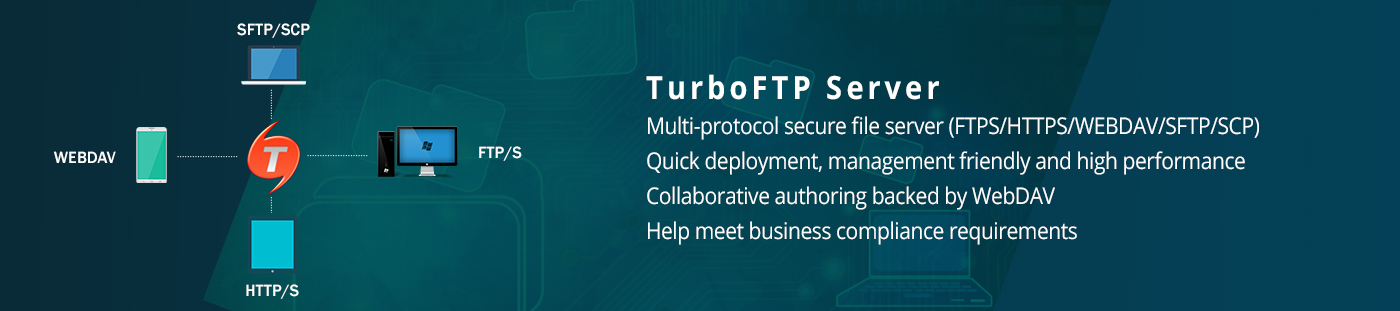 TurboFTP Server